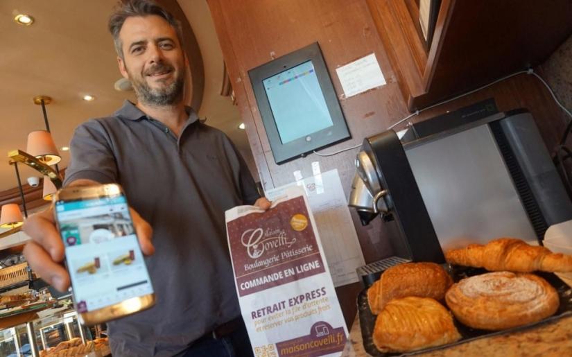 Beauvais : le coupe-file débarque à la boulangerie!