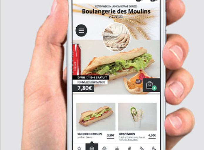 Influencia.net : La foodtech à la rescousse des centres-villes?
