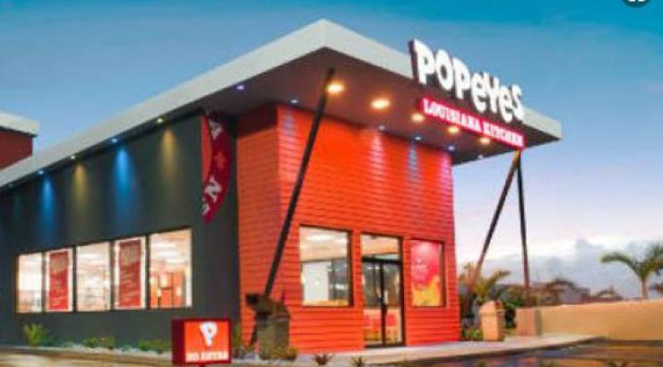 Le 1er Popeyes Louisiana Kitchen s'installe au cœur de Montpellier endécembre