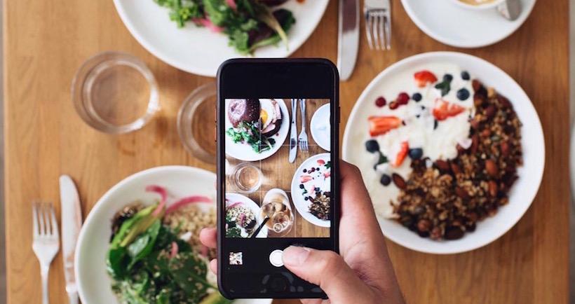 Comment faire des photos de food qui donnent vraiment envie!