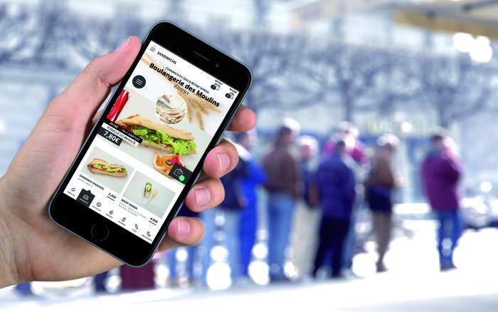 Le café du geek : Startup Rapidle : Le Carrefour des petitscommerces