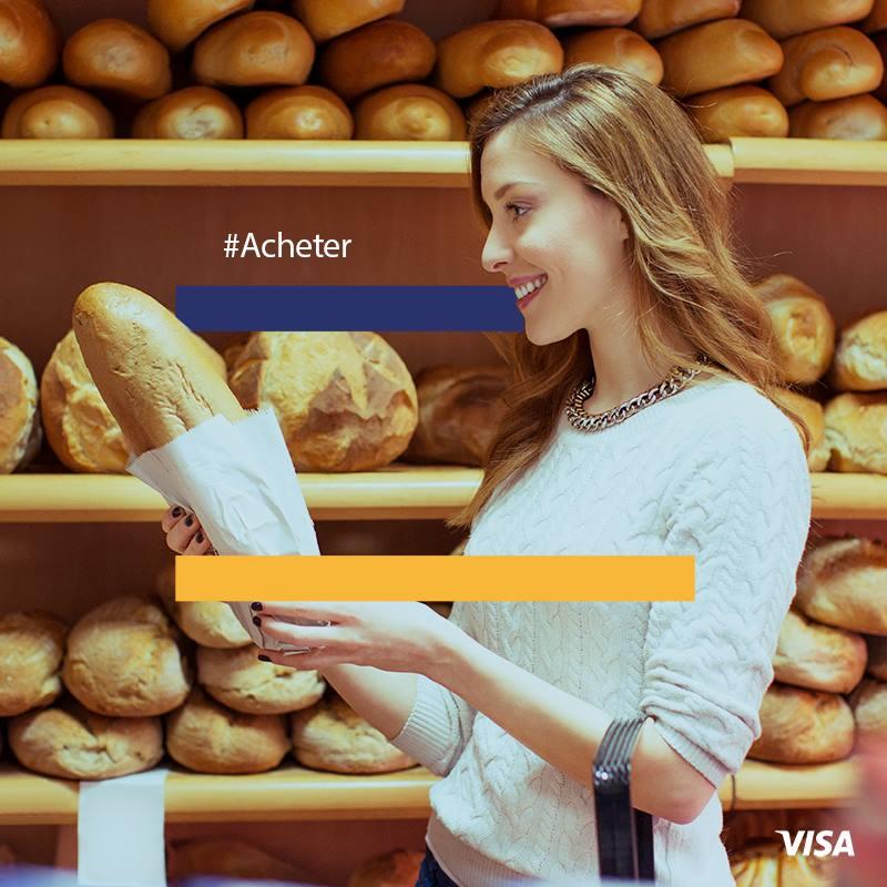 Pour Visa:                                                                     Rapidle est LA solution de commande en ligne chez vos commerçantspréférés.